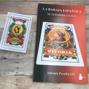 Spanish Playing Cards Instruction Book